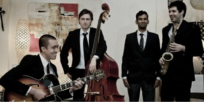 Melbourne Jazz Bands For Weddings
