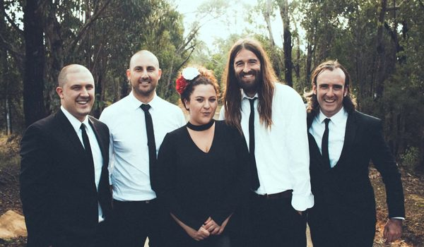 Stolen Apples Melbourne Band