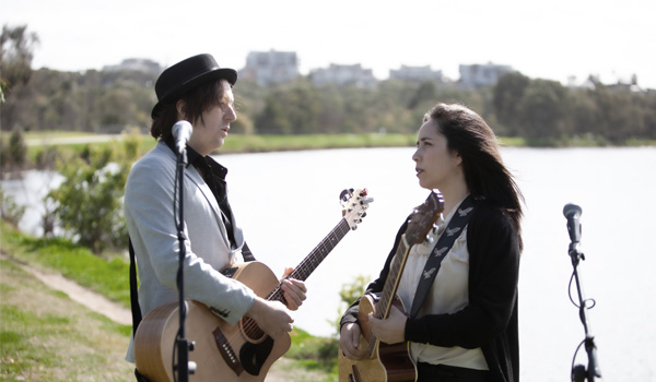 Brendan & Estelle Acoustic Duo Weddings