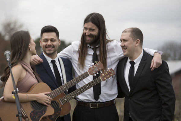 Tee & 2 Melbourne Band Weddings