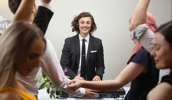 DJ Harry Melbourne