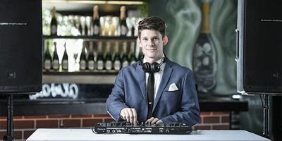 DJ Martin Blue Avenue